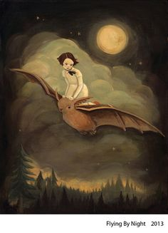 Emily Winfield Martin Flying By Night