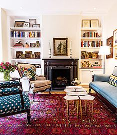 Capitol Hill Victorian Home With Updated Reupholstered Furniture And  Wallpaper, Classic Home By Washington,