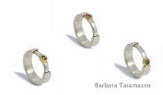 'binary' ring by Barbara Taramasso _ contemporary jewellery, via Flickr