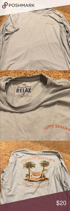 e2ad45a55e Tommy Bahama Long Sleeve T-Shirt Men's long Sleeve Tommy Bahama net  holdings T-