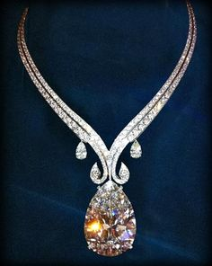 12th Largest Diamond In The World 230.17ct Pear Shape