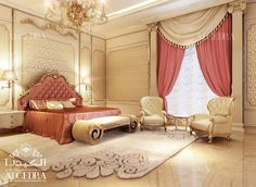 If done right, your master bedroom design can be a wonderful place. We at ALGEDRA offer master bedroom interior design services. Interior Design Masters, Interior Design Work, Residential Interior Design, Commercial Interior Design, Luxury Interior, Master Bedroom Interior, Luxury Bedroom Design, Modern Master Bedroom, Bedroom Designs