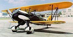 Curtiss P 6E Hawk
