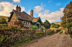 Edale, Peak District, Derbyshire, UK - Pixdaus