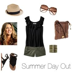 Outfit, Summer Day Out