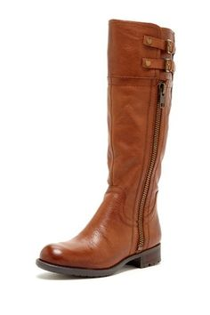 Double buckle boots :)