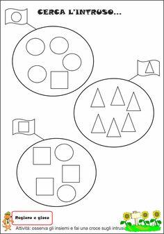 arbeitsbl tter f r kinder zum ausdrucken geometrischen formen 25 mathe pinterest mathe. Black Bedroom Furniture Sets. Home Design Ideas