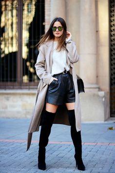 Thermo Leggings Stretch Pantalon Long Jeggings Noir Fille Femmes T 164 158 152