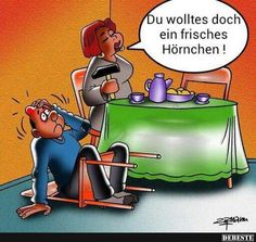 Du wolltes doch ein frisches Hörnchen! | Lustige Bilder, Sprüche, Witze, echt lustig Beste Comics, Mario, Family Guy, Funny, Fictional Characters, Pictures, Beer Funny, Funny Sexy, Funny Sarcastic