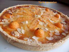 Tarte au melon DSCN8910_29086 Dessert Melon, Tea Time, Pie, Cooking, Food, Biscuits, Muffins, Vegetable Pie, Flat Cakes