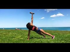 1 min Push-Up Row and T-Push-Up Challenge for Muscle and Strength - YouTube