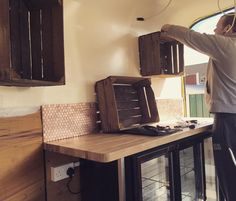 See how we've created our vintage mobile bar in Nottingham. Heston the horse box bar has undergone an amazing transformation over the past few months!