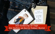 DIY Clothing Tags Ju
