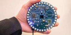 Matrix Creator for Raspberry Pi Review and Giveaway #giveaway