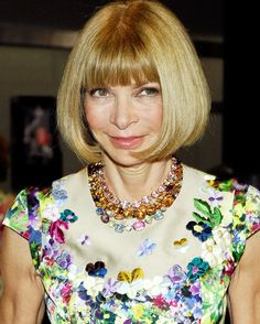 イメージ 13 Anna Wintour fashion