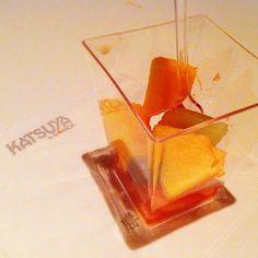 Fruit Cup! #katsuya #amd #e3 #dessert