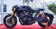 Honda CB400 | Honda, Cafe Racers and Cafe Racer Honda