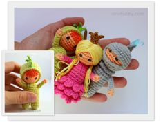 amigurumi princess, dragon, knight, doll, plush, stuffed, crochet, needle, sew, house, dollhouse, play