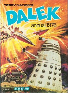 Did you own any of these original BBC TV Dr Who and Dalek annuals which were published from 1964 to Full list with cover photos of every annual. Dr Who Books, Classic Doctor Who, Second Doctor, Doctor Who Art, Doctor Johns, Bbc Tv, Dalek, Time Lords, See On Tv