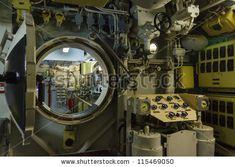 submarine interiors - Google Search