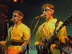 Devo - Live at Don Kirshner's Rock Concert, 10-02-79 - Devo before Whip It. This is amazing footage!