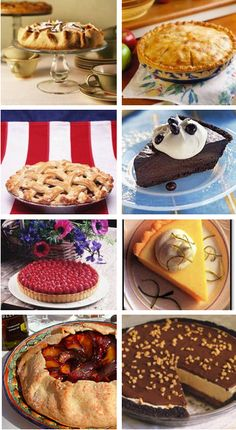 TONS of Pie Recipes! #fall #pies #recipes #thanksgiving #recipe   http://thecakebar.tumblr.com/post/35794292895/recipes-for-pies-and-tarts-recipes-need-some