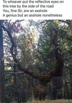 scary minion tree