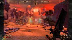 Painkiller Overdose PC 2007 Gameplay