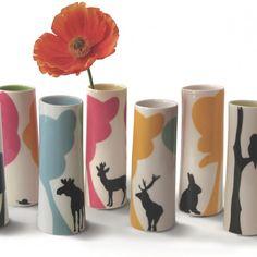 anna carindahl vases