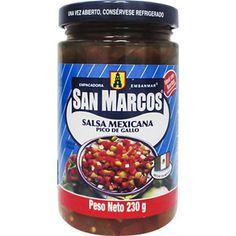 Sauce Pico de Gallo, San Marcos