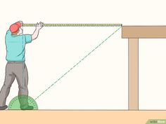 How to Cut Stair Stringers. Stair stringers are the backbone of any set of stairs. They support the treads and provide the structural support of the stairway. In order to cut your stair stringers perfectly, you need to take the time to. Building Deck Steps, Building Stairs, Woodworking Projects Diy, Woodworking Plans, Popular Woodworking, Stair Stringer Calculator, How To Make Stairs, Stairs Stringer, Stair Stringer Layout