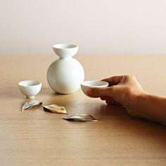 Syukidaruma(Sake Cup Snowman)   Japan Design Store