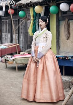 Suzy in Hanbok @ Drama 'Gu Family Book'