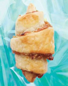 Apricot-Walnut Rugelach Recipe