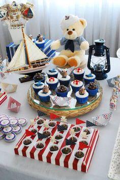 arrase na decoração com ursinhos para festas