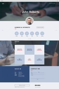 Business Networking Website Template  Wix Website Templates
