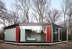 Unusual House BM designed by Architecten De Vylder Vinck Taillieu Foto 4
