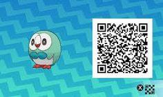 Risultati immagini per pokemon sun and moon qr codes