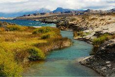 Lago Posadas, Santa Cruz, Ruta 40 en Patagonia