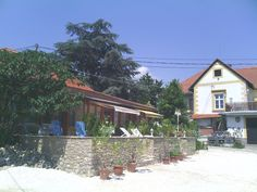 Bacchus apartmanok - Badacsony - Lake Balaton - Hungary Bacchus, Hungary, Apartments, Cabin, House Styles, Home Decor, Decoration Home, Room Decor, Cabins