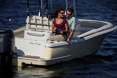 New 2007 Chris Craft Catalina 23 Center Console Boat Photo