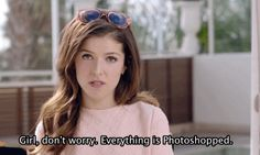 29 Times Anna Kendrick Perfectly Described Being A Woman Pitch Perfect 1, Perfect Word, Pretty People, Beautiful People, Fat Amy, Intersectional Feminism, Girl Meets World, Great Women, Celebs