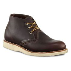Men's Red Wing 3141 Work Chukka Boot Heritage Lifestyle: Shoes $225