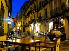 Casco antiguo Zaragoza, de tapeo