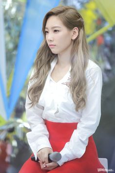 140918 Taeyeon TaeTiSeo @ MCountDown
