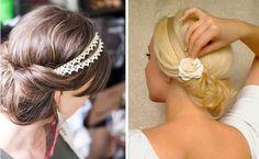 Se coiffer en été: des coiffures rapides (tuto)