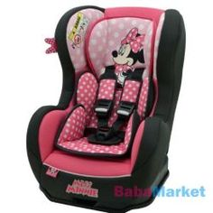 Minnie Mouse Disney Minnie Mouse Cosmo Sp Luxe Group Car Seat in - Baby Car Seats Newborn -Ideas of Baby Car Seats Newborn - Minnie Mouse Disney Minnie Mouse Cosmo Sp Luxe Group Car Seat in Toddler Car Seat, Car Seat And Stroller, Baby Car Seats, Toddler Toys, Baby Toys, Minnie Mouse Car, Car Seat Cover Sets, Seat Covers, Booster Car Seat