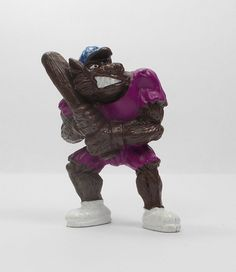 Monster in my Pocket - B3 Werewolf Slugger - Sports Stars - Mini Toy Figure