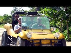 Dune Buggy Ride in Costa Maya - Tours and Excursions -  YouTube HD