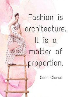 Quotes about fashion - Kívül-belül vonzó Chanel Quotes, Fashion Quotes, Quotes About Fashion, Personal Stylist, Real Women, Coco Chanel, Famous Quotes, Picture Quotes, Tricks